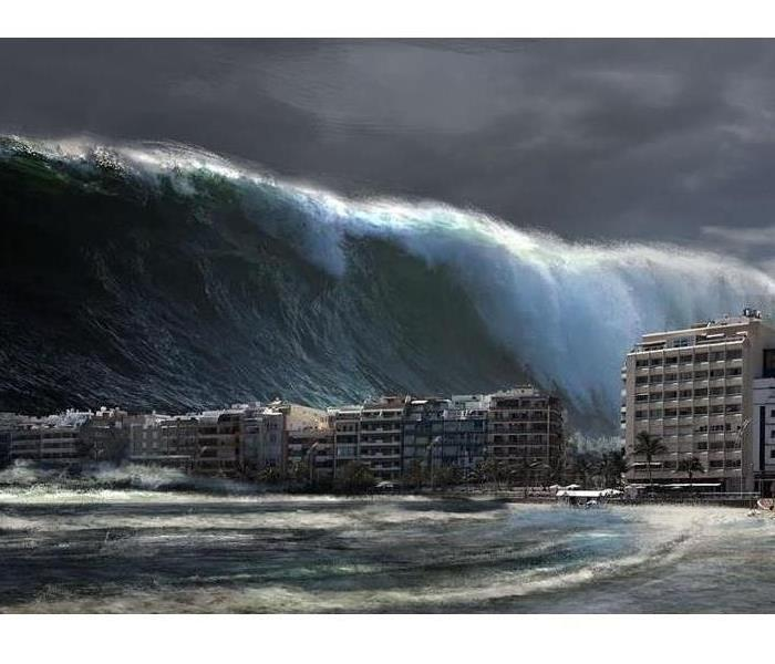 Storm Damage Be Prepared: Tsunamis