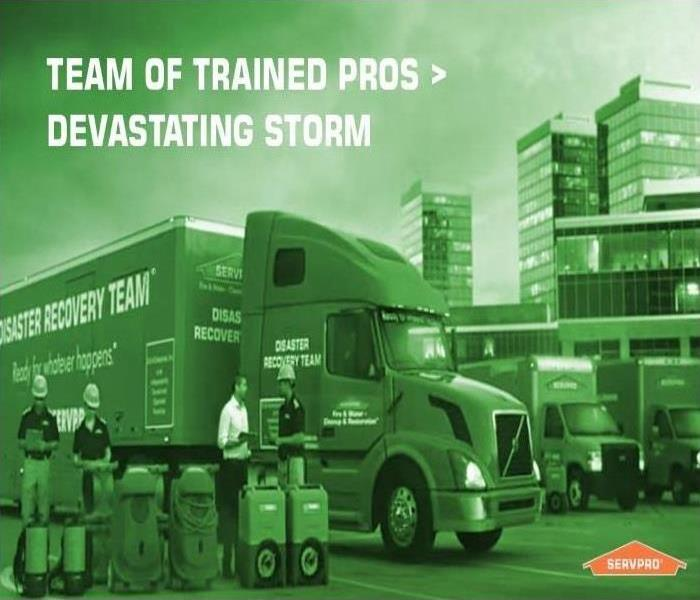 Storm Damage When Storms or Floods Hit, SERVPRO of Gordon, Murray, & South Whitfield Counties is Ready!