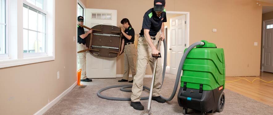 Dalton, GA residential restoration cleaning